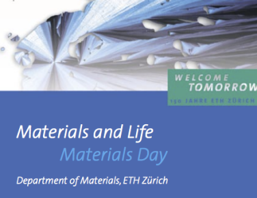 Materials Day 2005 – Materials and Life